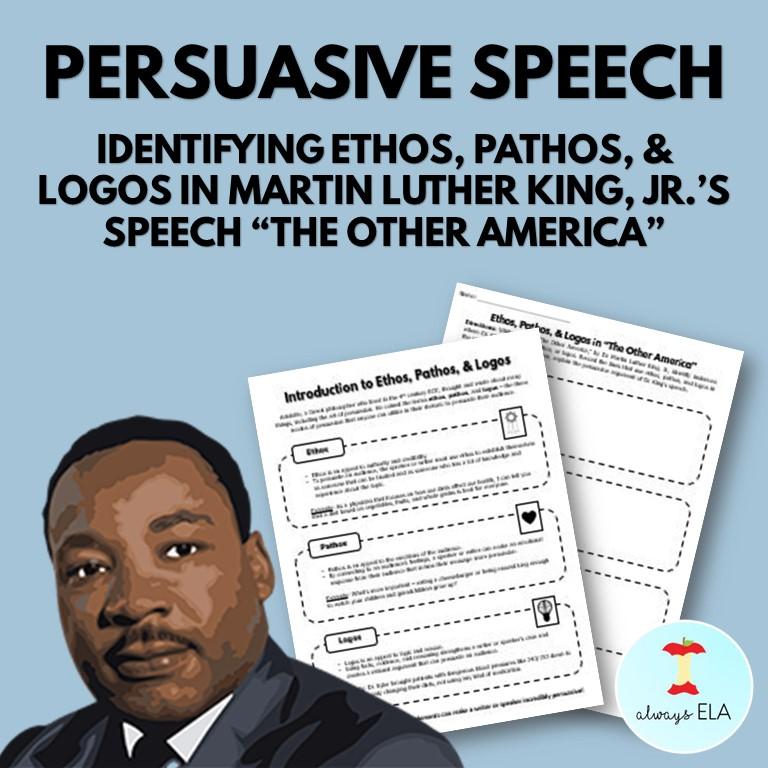 i have a dream speech pathos