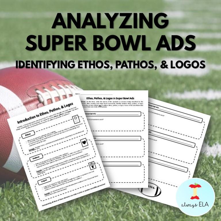 Identifying Ethos, Pathos, and Logos in Super Bowl